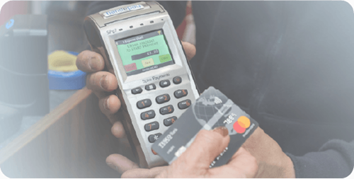 Myth 1 - Contactless card payments are too expensive