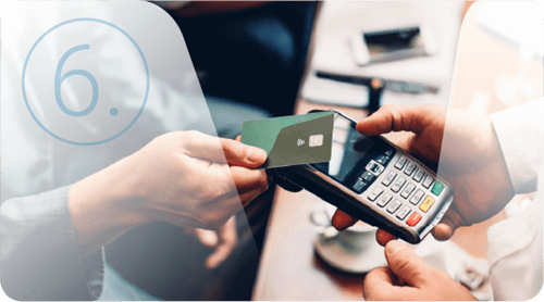 You're not using a card machine suited to your business needs