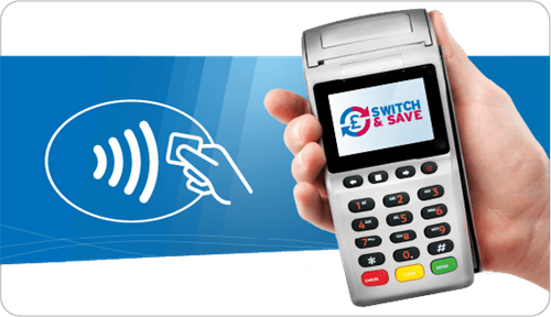 Myth 4 - Accepting contactless card payments limits what my customers can spend