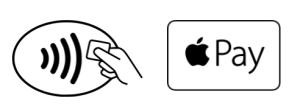 Contactless and Apple Pay Image